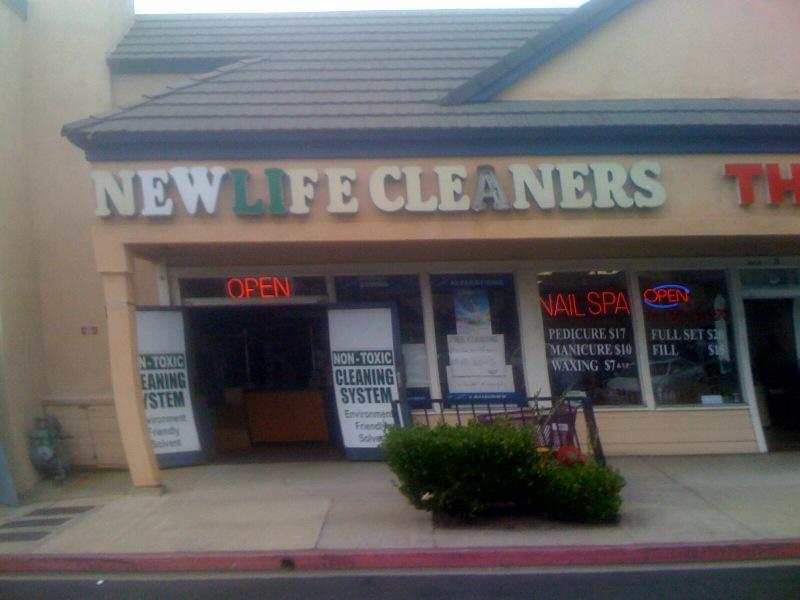 NewLIfeCleaners
