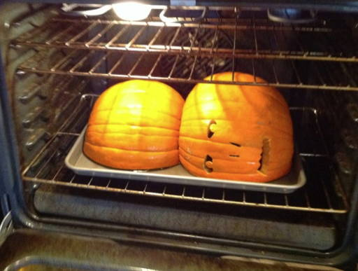 Cooking-pumpkin
