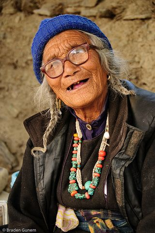 Old-Indian-woman